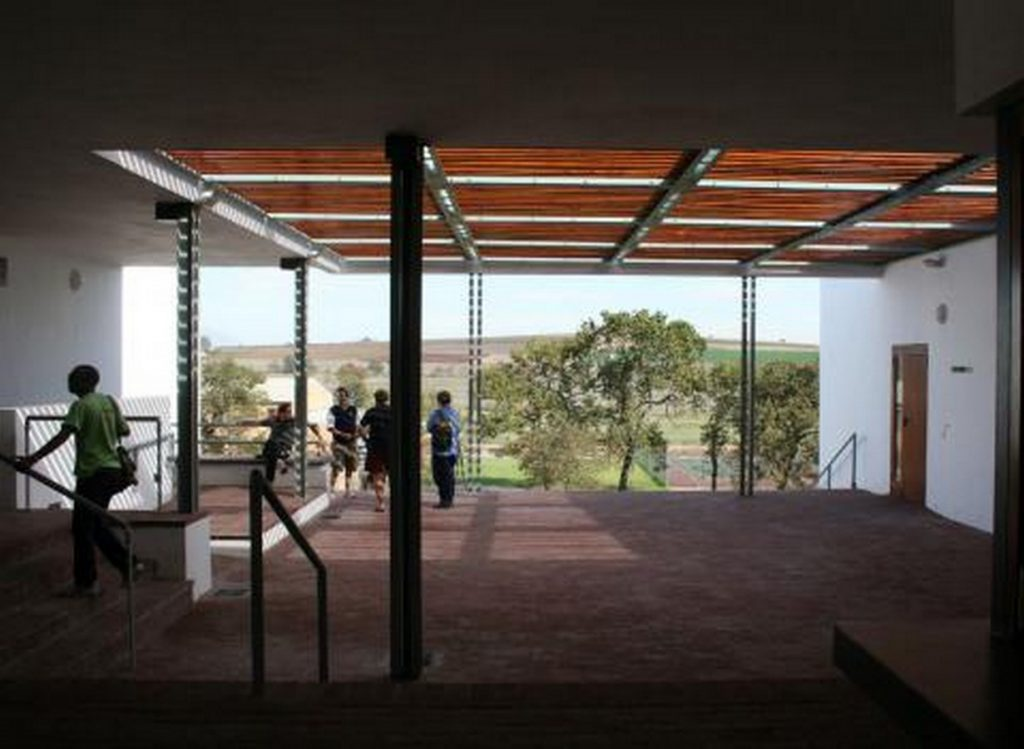 Extension to Lecture Facilities at Elsenburg Agricultural College by NM & Associates Planners and Designers