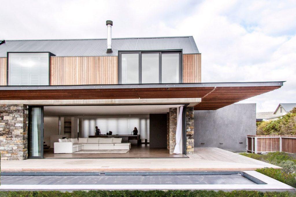 House Porter, Kommetjie by Salt Architects