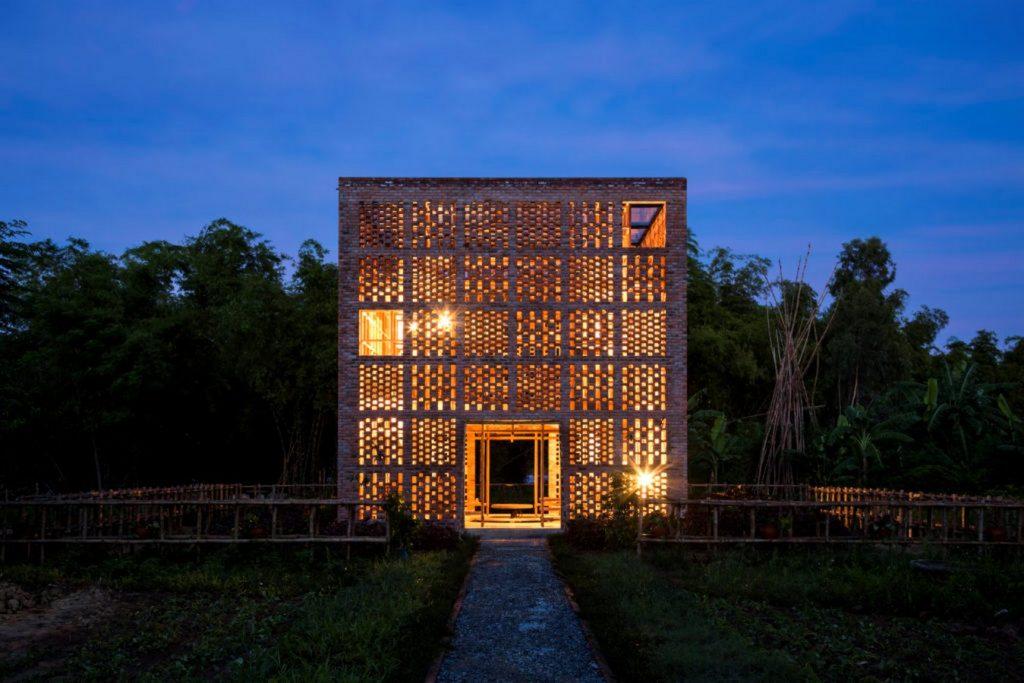 Women in Architecture-Tran Thi Ngu Ngon-Terra Cotta House -1