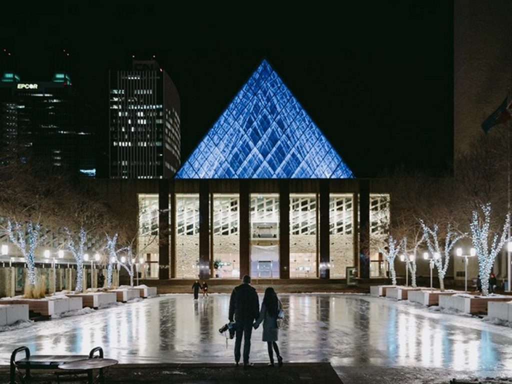 Places to Visit in Edmonton,-CityHallofAlberta -2