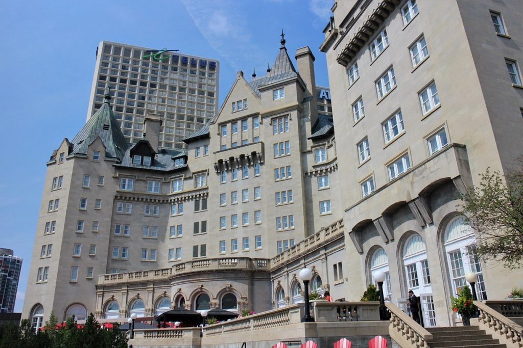 Places to Visit in Edmonton,-FairmontHotelMacDonald -2