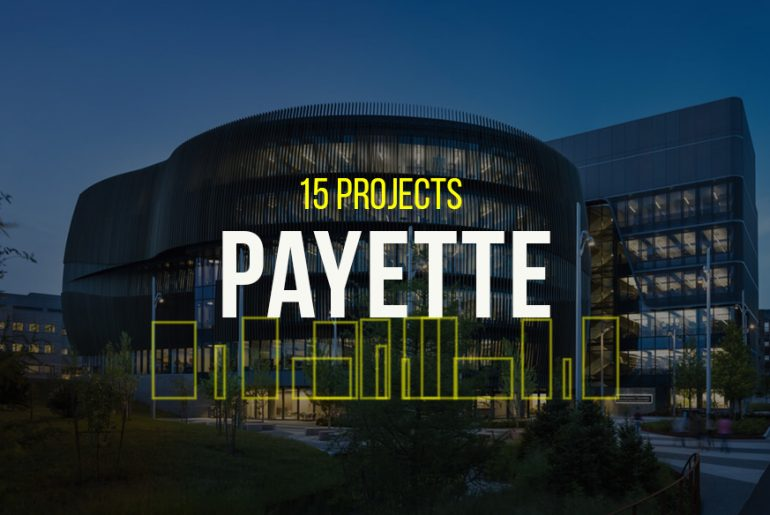 Iconic Projects-Payette