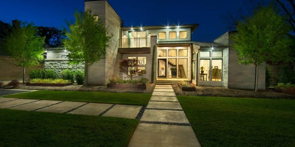 75 Top Architecture Firms in Dallas - Lawnhaven Residence by Architecture Unlimited