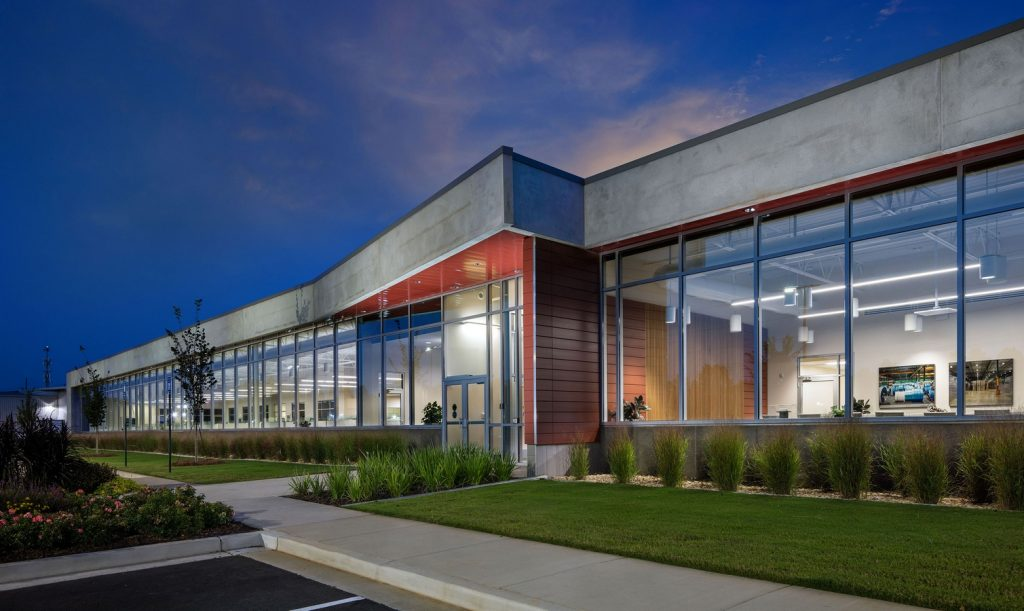 Architects in Denver - CHARBROIL CORPORATE HEADQUARTERS Charbroil