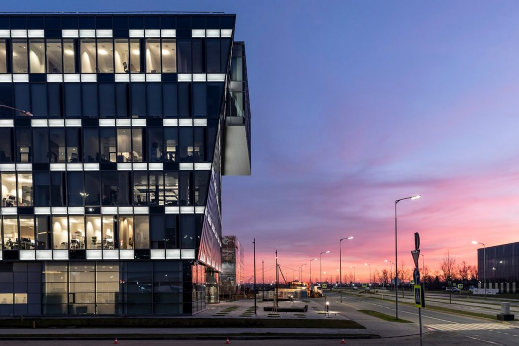 Top Architecture firms in Russia - TMK Science and Technology Center in Skolkovo