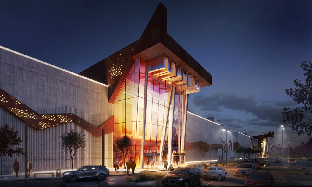 65 Top Architecture firms in Russia - Shopping Mall in Perm
