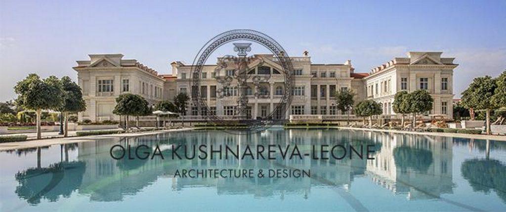 PRIVATE HOUSE IN THE MIDDLE EAST | Olga Kushnareva-Leone Architecture & Design