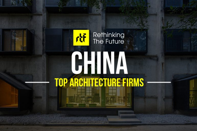 Architects in China – 60 Top Architecture Firms in China
