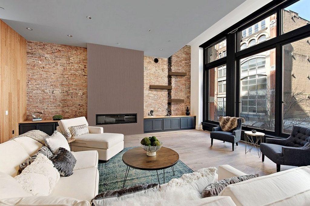 Liberty Loft by Mary Cerrone Architecture + Interiors