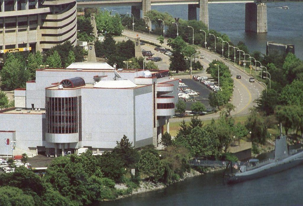 The Carnegie Science Center by Tasso Katselas Associates