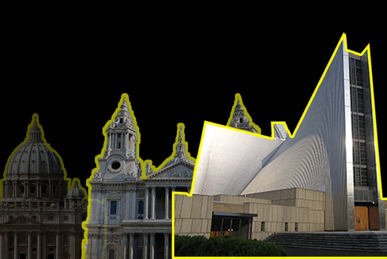 Evolution of Cathedral Architecture - Rethinking The Future