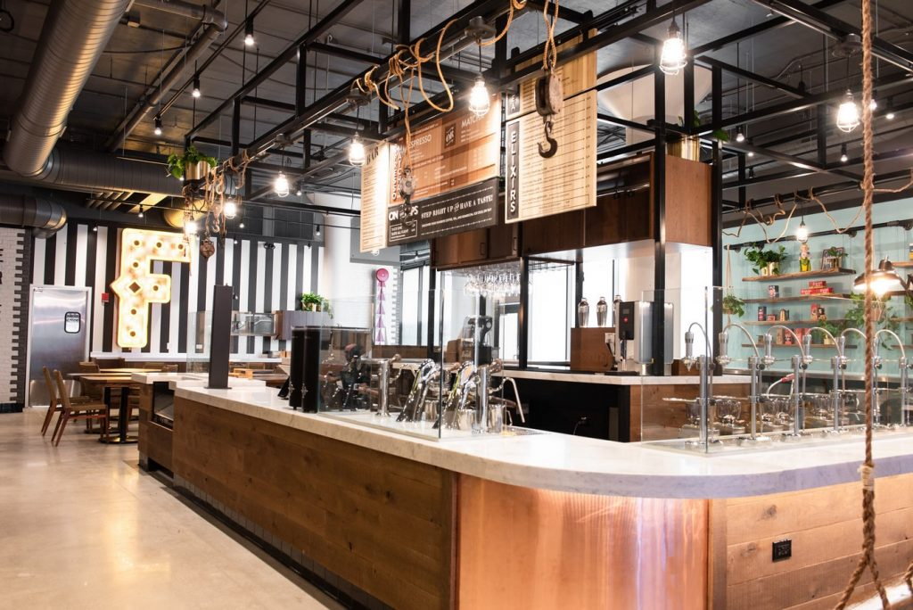 Architecture and Design of 5 Hip Cafes in Chicago -1