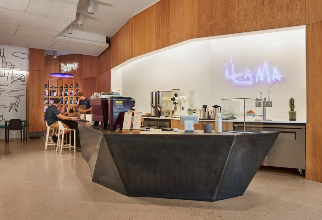 Architecture and Design of 5 Hip Cafes in Chicago -3