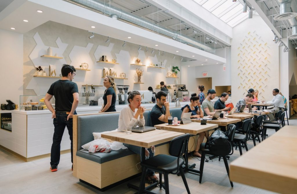 Architecture and Design of 5 Hip Cafes in Chicago -4