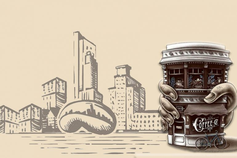 Architecture And Design of 5 Hip Cafes in Chicago - Rethinking The Future