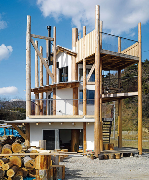 The Japanese Response Towards Resilient Architecture -5