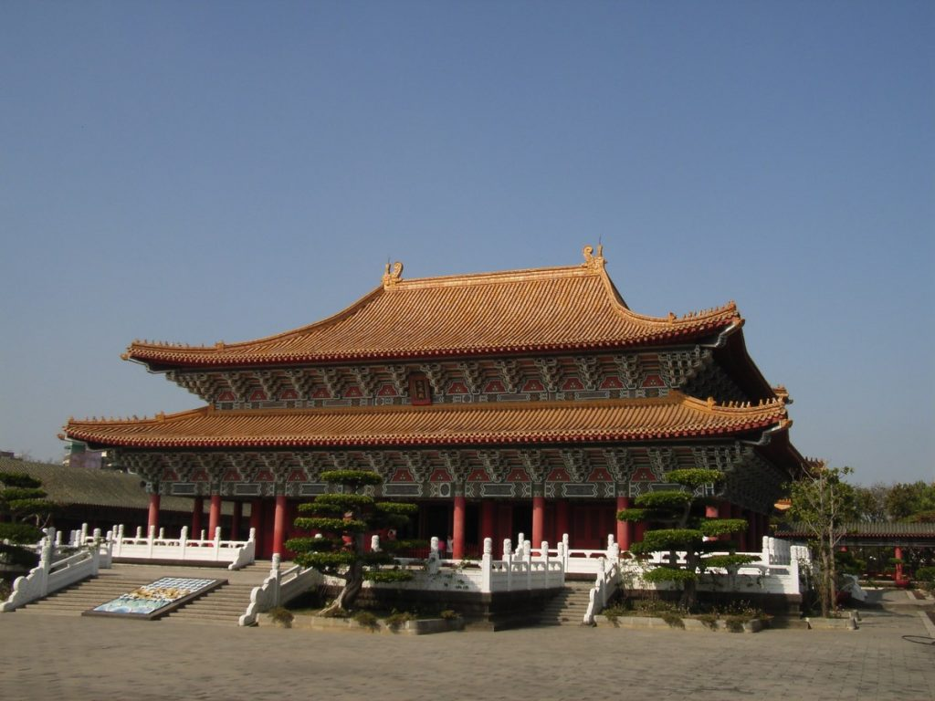 Temple of Confucious -3