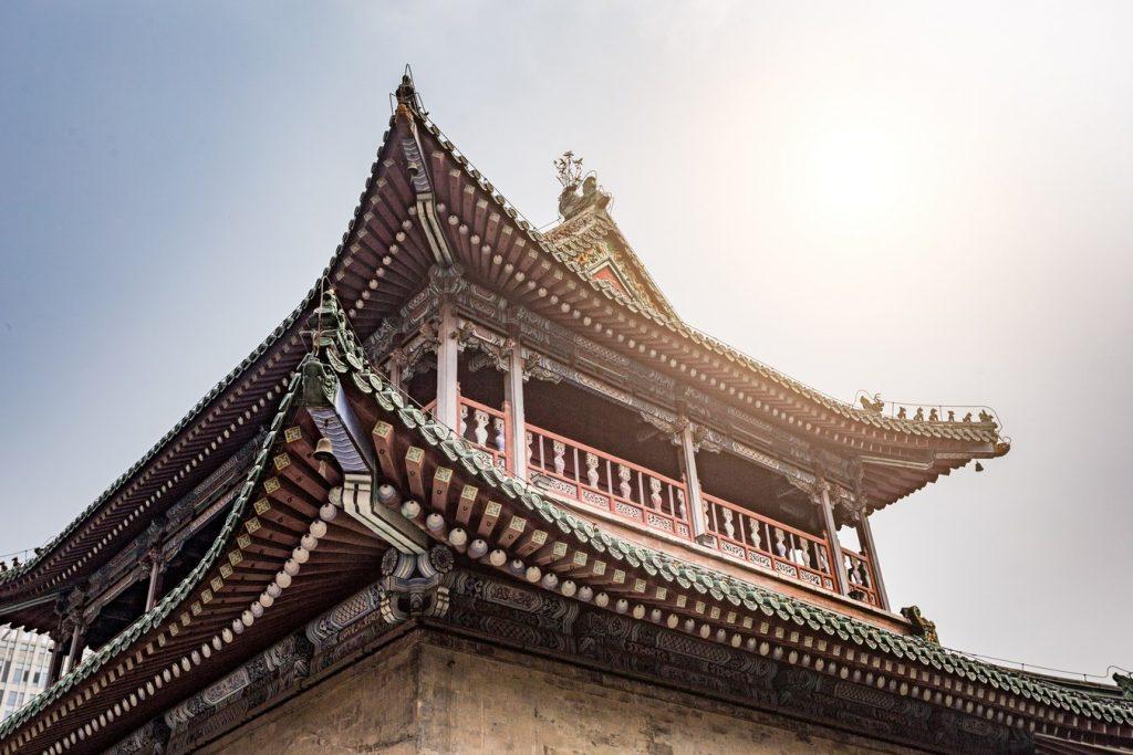 Yuhuangge Taoist Temple -13