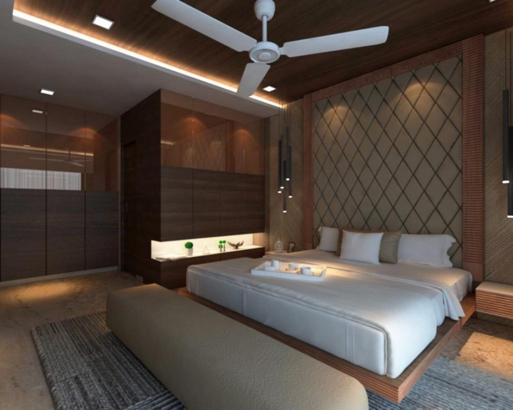 4BHK Residence by Midas Dezign