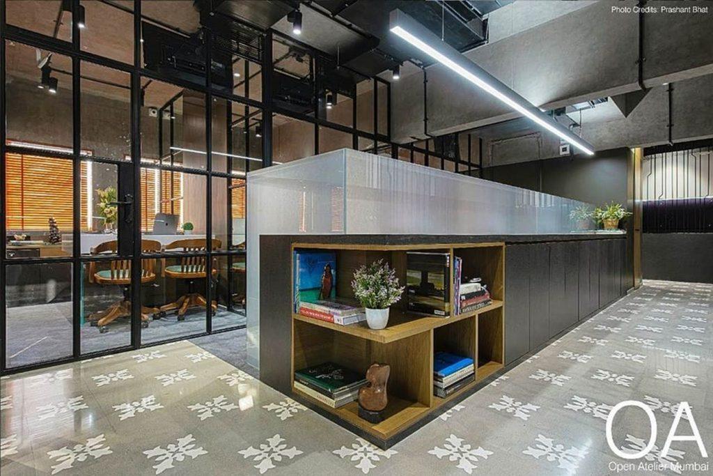 Office Design by Open Atelier
