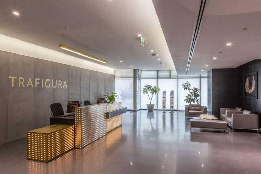 Trafigura by RK Interiors Pvt. Ltd.