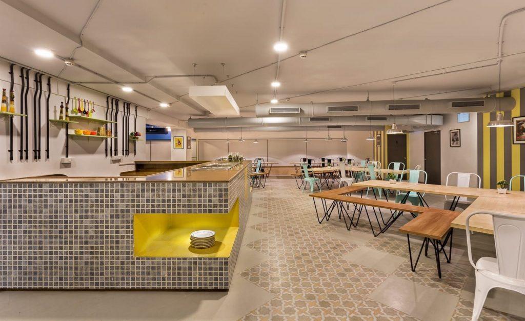 Si- Cafe by Sankraman Design Studio