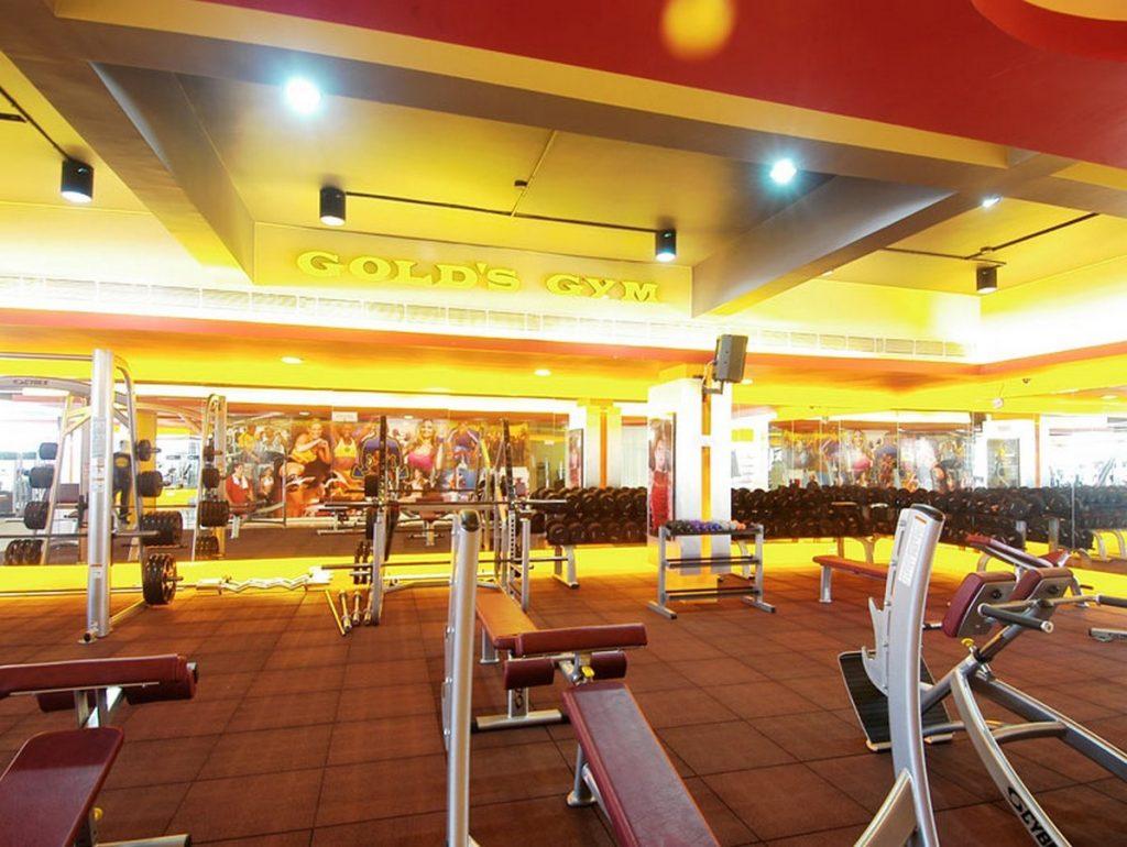 Gold's Gym by Shree Karni Interior