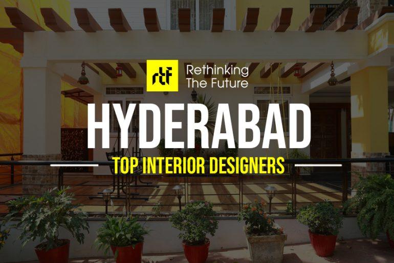 Interior Designers in Hyderabad- Top 30 Interior Designers in Hyderabad - Rethinking The Future