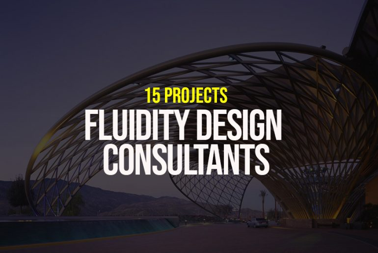 Fluidity Design Consultants- 15 Iconic Projects - Rethinking The Future