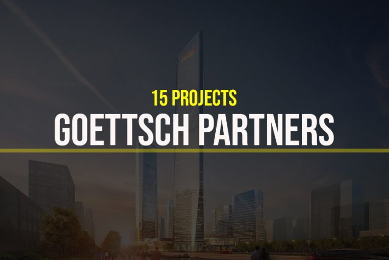 Goettsch Partners- 15 Iconic Projects - Rethinking The Future