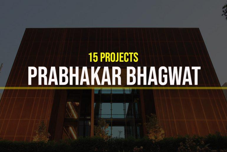 Prabhakar Bhagwat- 15 Iconic Projects - Rethinking The Future