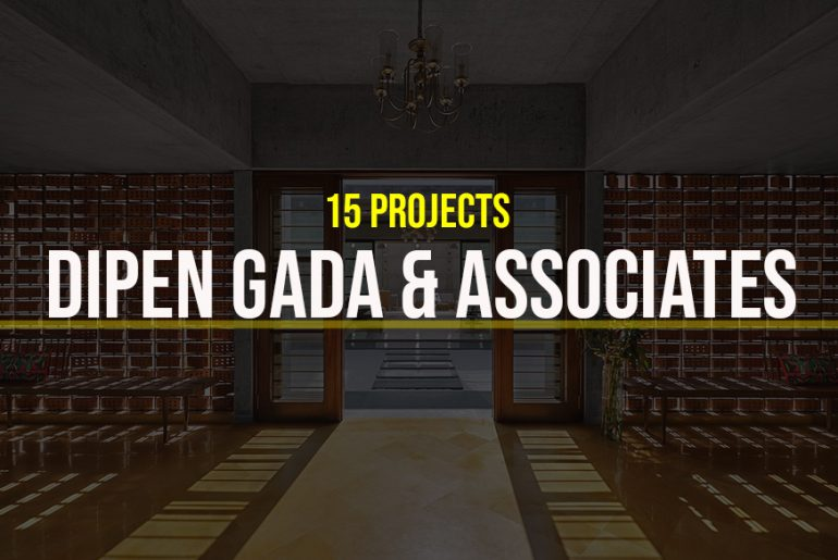 Dipen Gada and Associates- 15 Iconic Projects - RTF   Rethinking The Future