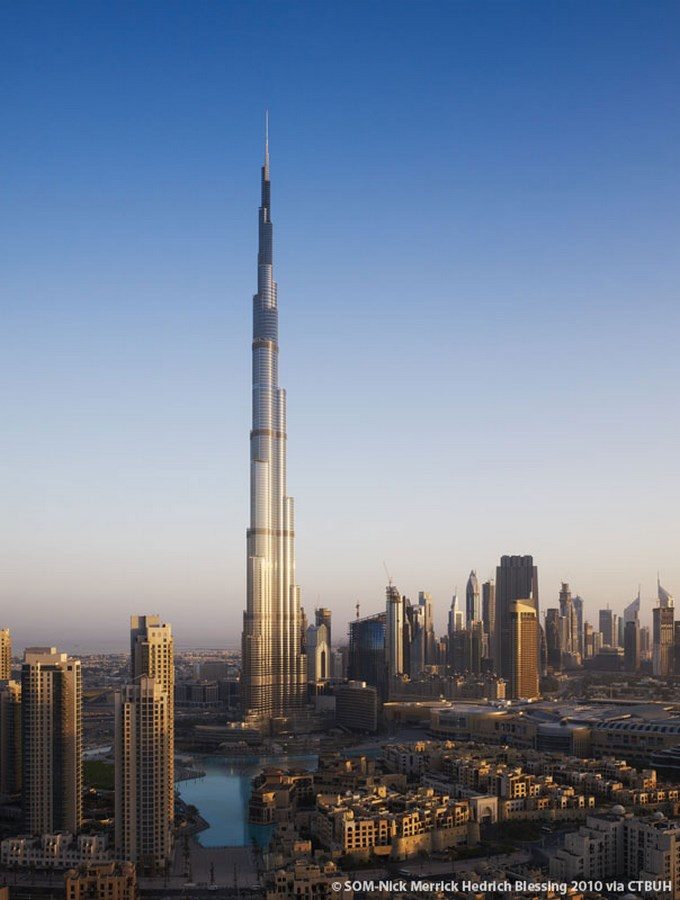 10 Facts You Did Not Know About Bhurj Khalifa -1
