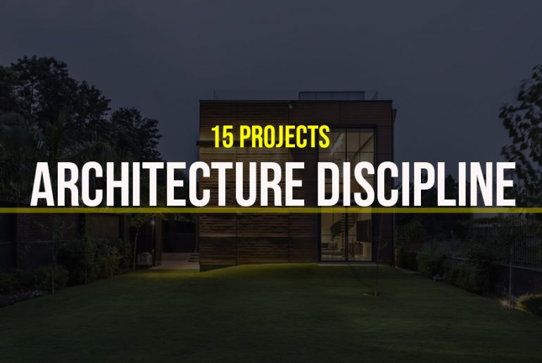 Architecture Discipline- 15 Iconic Projects - Rethinking The Future