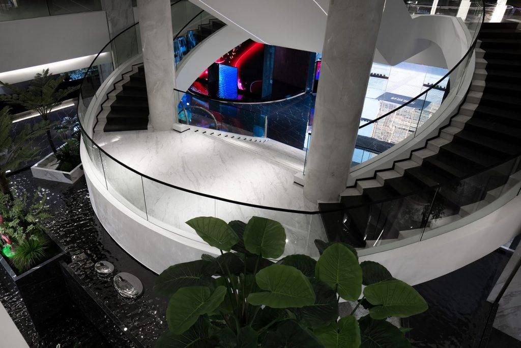 Huiya Ceramics Headquarter & Exhibition Hall by Foshan - Sheet1