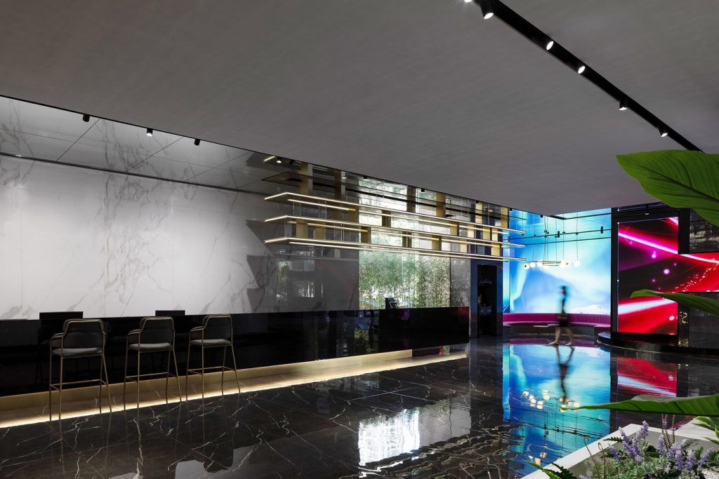 Huiya Ceramics Headquarter & Exhibition Hall by Foshan - Sheet5