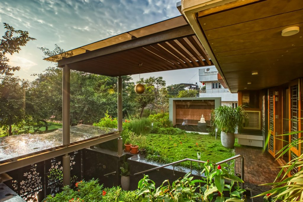 A Home by the Park By 4site architects - Sheet4