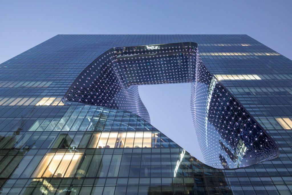ME Dubai hotel at the Opus By Zaha Hadid Architects - Sheet4