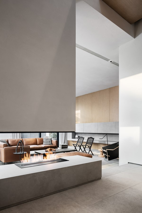 A Desired Home By Liang Architecture Studio - Sheet4