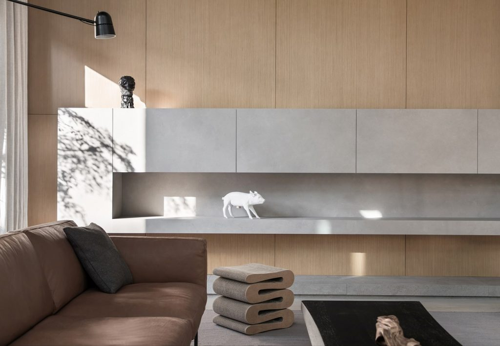A Desired Home By Liang Architecture Studio - Sheet6