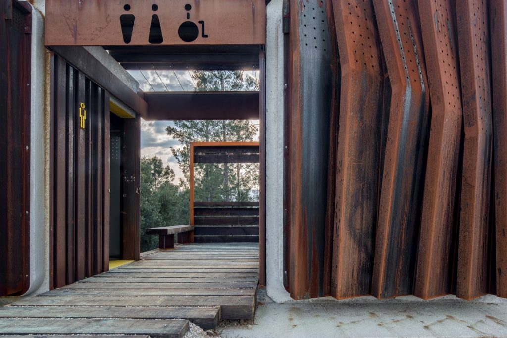 Ecological Public Restrooms in Trado By MOL Arquitectura - Sheet4