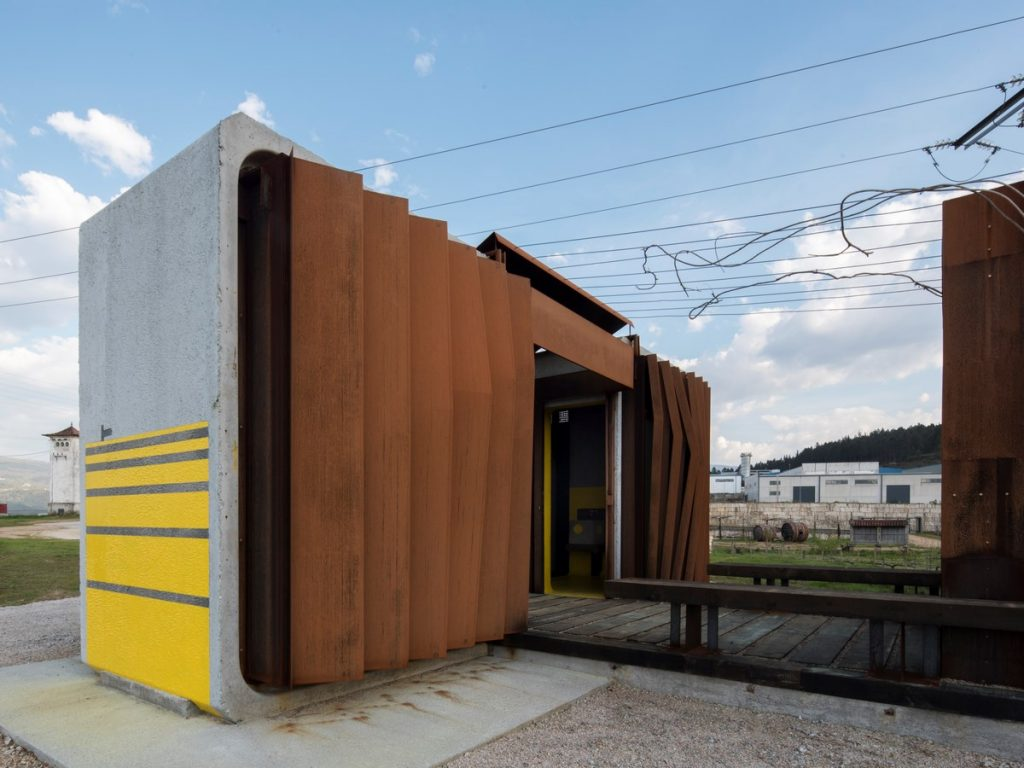 Ecological Public Restrooms in Trado By MOL Arquitectura - Sheet5