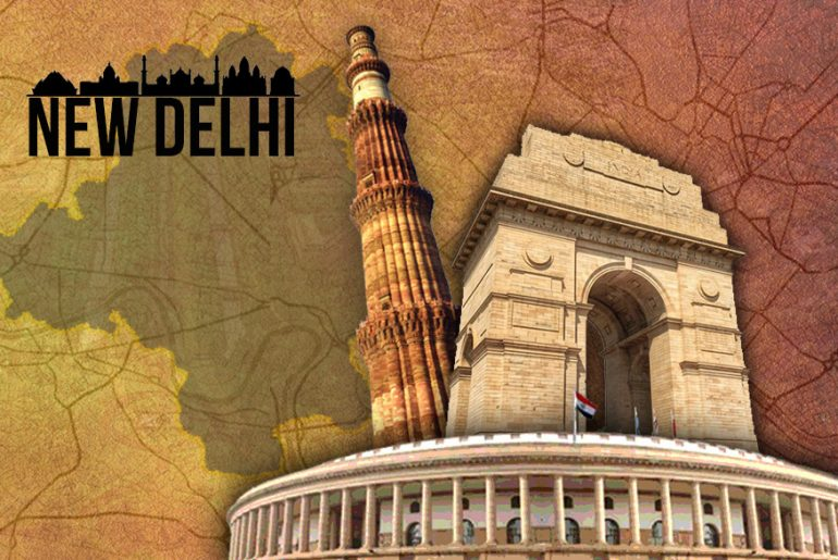 New Delhi - How Architecture And Politics Shaped The City, And Continues Shaping It - Rethinking The Future