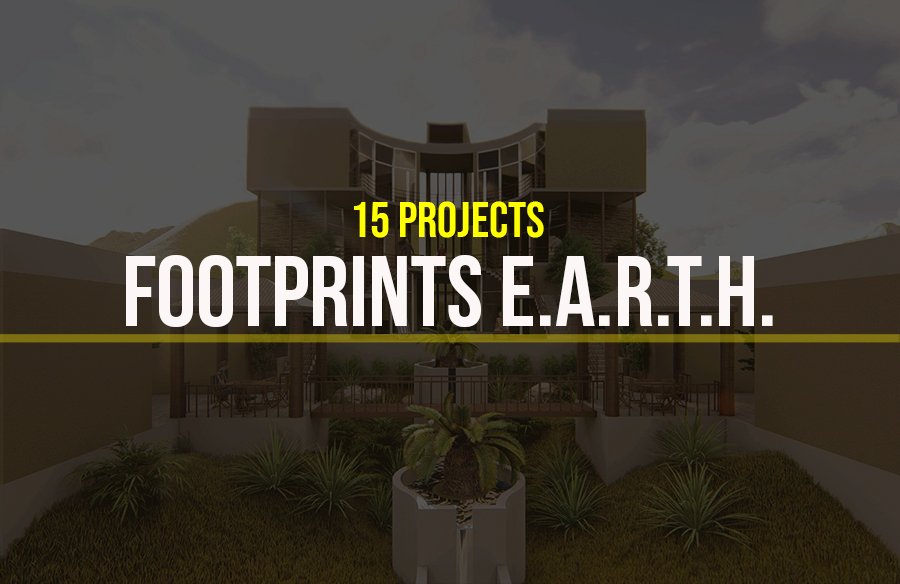 Footprints E A R T H 15 Iconic Projects Rtf Rethinking The Future