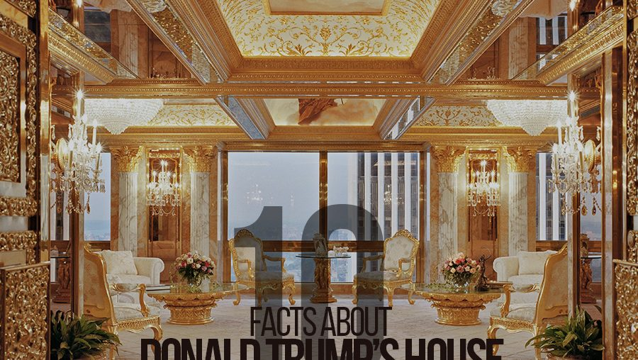 10 Facts About Donald Trump S House Rtf Rethinking The Future