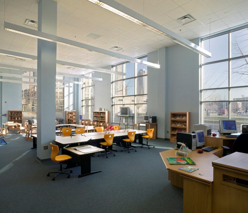 Iconic Projects-LS3P ASSOCIATES-MetroSchool -2