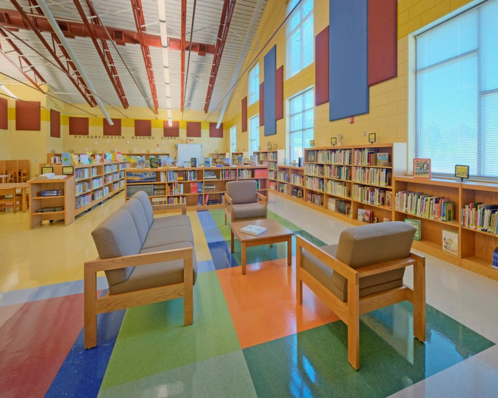 Iconic Projects-LS3P ASSOCIATES-RutherfordtonElementarySchool -3