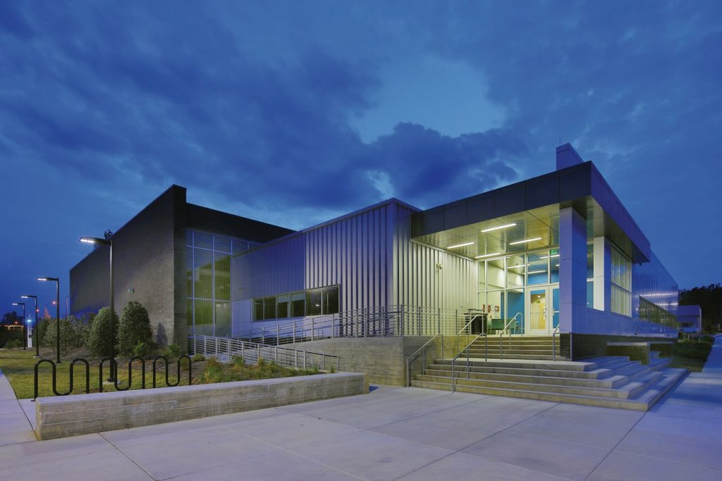 Iconic Projects-LS3P ASSOCIATES-WakeTechnicalCommunityCollege -1