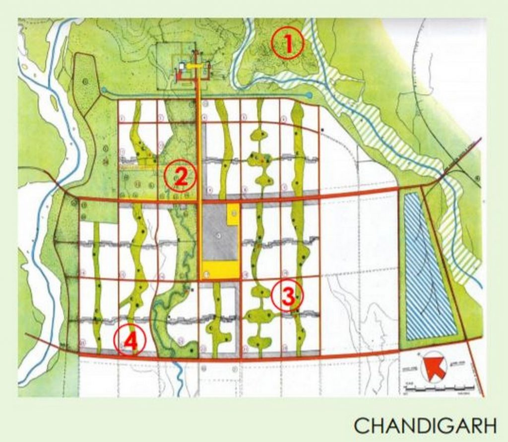 10 Characteristics of a Planned City- Taking Inspiration From Corbusier's Chandigarh -5