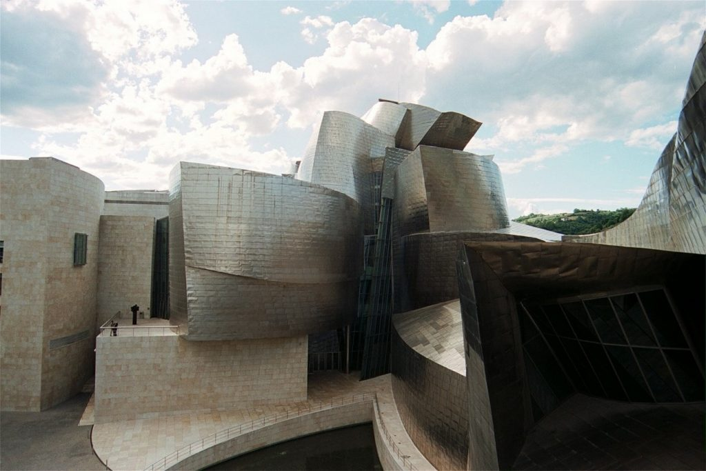 Sketches by famous architects-Frank Gehry -3